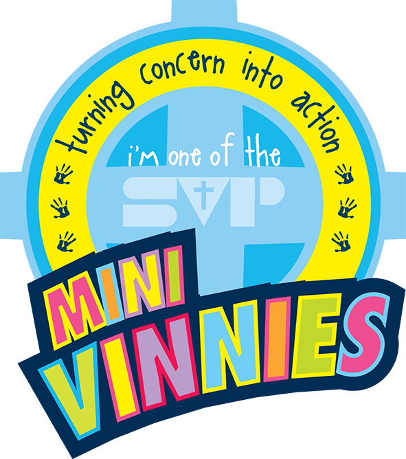 Image result for mini vinnies logo