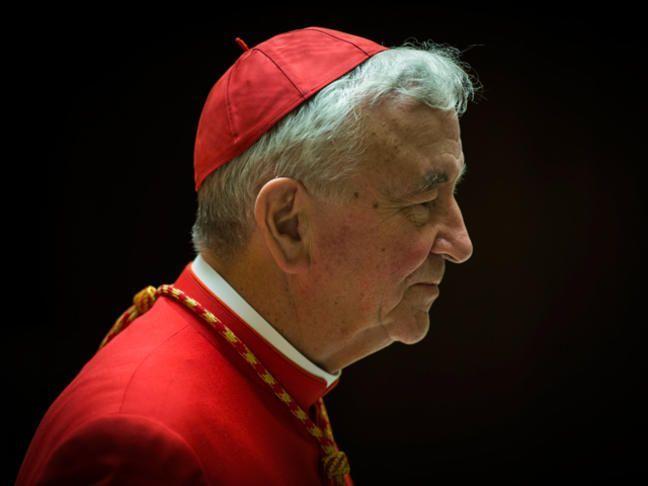Cardinal Vincent Nichols praises the SVP