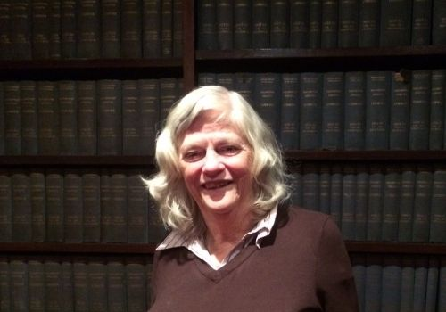 Ann Widdecombe, Patron of the St Vincent de Paul Society, England & Wales